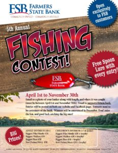 2019 FSB Fishing Contest